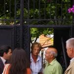 Bei Barbara und Mario Marques auf der Quinta St. Cruz