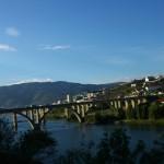 Die alte Brücke der EN2 Strasse bei Peso da Regua