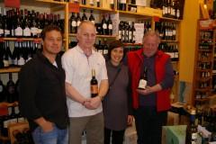 Frederico Gomes und Filipa Pato im OVINHO zu Besuch