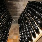 Sektfladchengärung in der ältesten Winzersekterei Quinta do Or