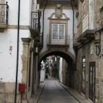 Altstadtgasse Guimaraes