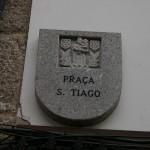 Praca S. Tiago Vinho Verde